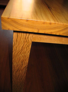 Tallowwood table